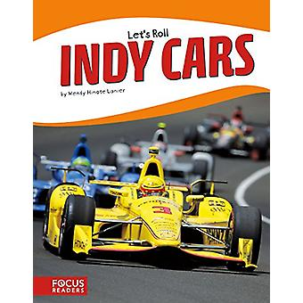 Indy Cars by Wendy Hinote Lanier - 9781635171075 Book