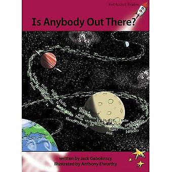 Is Anybody Out There? by Jack Gabolinscy - Anthony Elworthy - 9781927