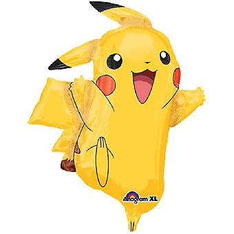Anagram Supershape Balloon - Pikachu