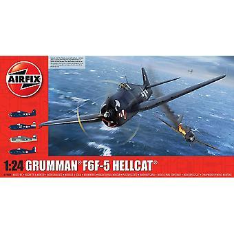 Airfix Grumman F6F-5 Hellcat 1:24 model Kit