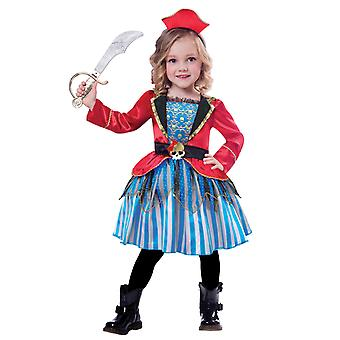 Girls Anchor Cutie Costume
