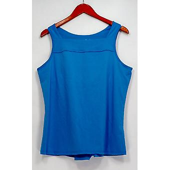 Jeder Sleepshirt Move Stretch Jersey Tank Top Regal blau A306092
