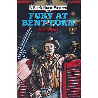 Fury at Bent Fork (A Black Horse Western)