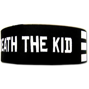 Wristband - Soul Eater - Death The Kid Stripe PVC Toys Anime Licensed ge54165