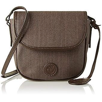 Timberland Tb0m5571 Women's Brown shoulder bag (Black Coffe) 6.5x15x19 cm (W x H x L)