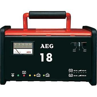 AEG Industrial charger AEG WM 18 workshop charger 12 V, 24 V 18 A 18 A