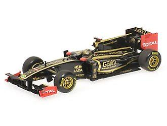 Lotus Renault GP (Nick Heidfeld - Showcar 2011) Diecast Model Car