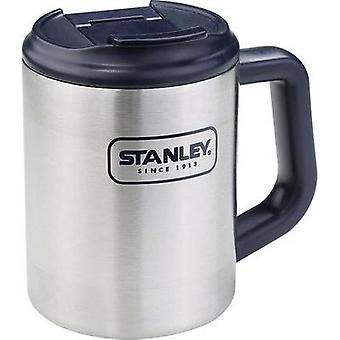Thermos travel mug Stanley Isoliertasse Adventure Camp-Mug Stainless steel, Dark blue 473 ml 10-01701-002