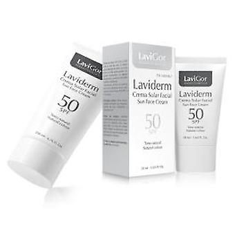 Lavigor Laviderm SPF 50 Facial Solar Cream Tube 50 ml
