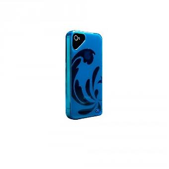 OLO OLO019662 Strato Crest case cover iPhone 4 / 4s light blue