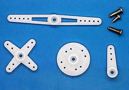 ES0803 Micro Horn Set&Screws