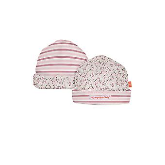 Magnificent Baby Magnetic Me™ Reversible Baby Girl Hat