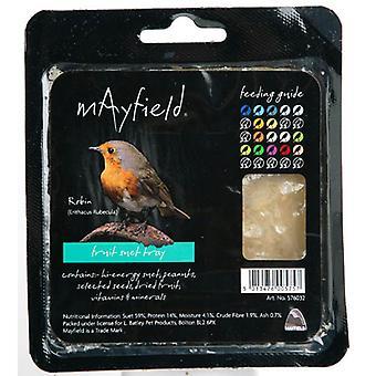 Mayfield oksetalg bakke med frugt Single (pakke med 6)