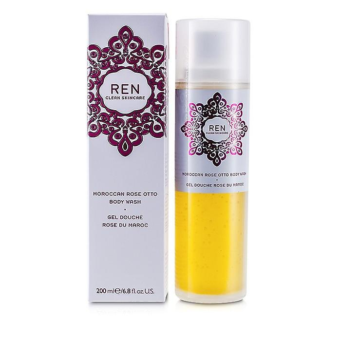 Ren Moroccan Rose Otto Body Wash 200ml/6.8oz