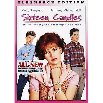 Sixteen Candles [DVD] USA import