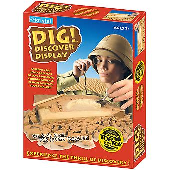 Dig! & Discover Kit-Mammoth DD520325
