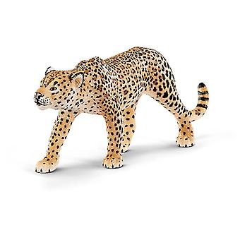 Schleich Leopardo (Toys , Dolls And Accesories , Miniature Toys , Animals)