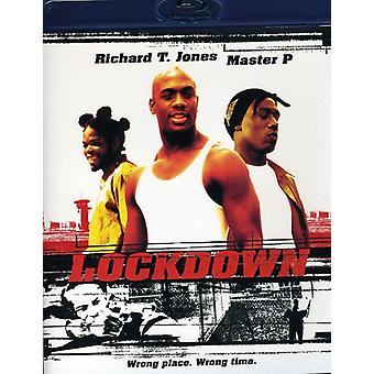 Import USA Lockdown [BLU-RAY]