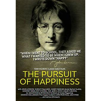 Tony Palmer - In Pursuit of Happiness [DVD] USA import