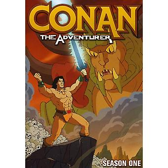 Conan the Adventurer: Season 1 [DVD] USA import