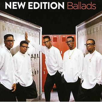 New Edition - Ballads [CD] USA import
