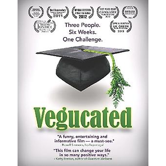 Vegucated [DVD] USA import