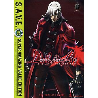Devil May Cry - Devil May Cry: Complete Series S.a.V.E. [DVD] USA import
