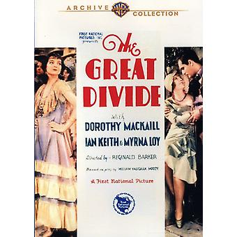 Great Divide [DVD] USA import