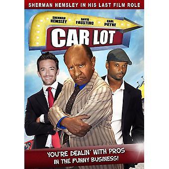 Bil parti [DVD] USA import