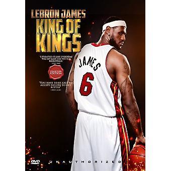 Kongernes konge [DVD] USA importerer