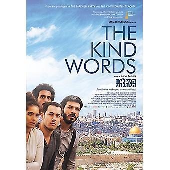 Importación de palabras [DVD] los E.e.u.u.