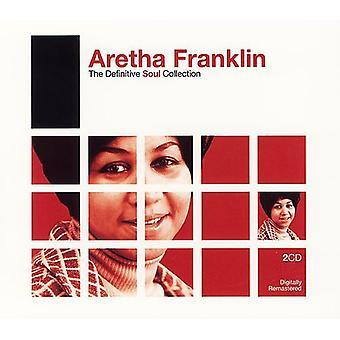 Aretha Franklin - Definitive Soul [CD] USA import