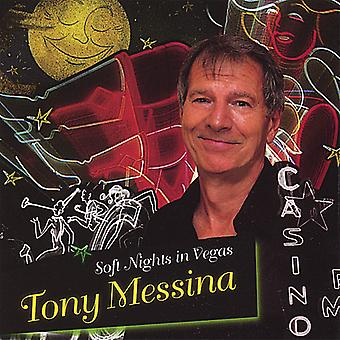 Tony Messina - weiche Nächte in Vegas [CD] USA import