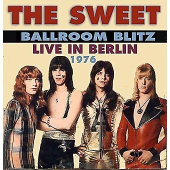 Søde - balsal Blitz: Berlin 76 [CD] USA importerer
