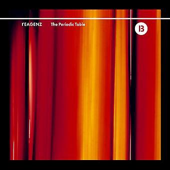 Reagenz - periodiske [CD] USA importerer