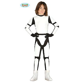 Astronaut clone warriors astronaut costume child astronaut