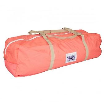 Boutique Camping Bell Tent Spare Bag - Coral Red