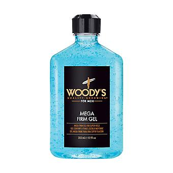 Woody's For Men Mega Firm Gel 355ml