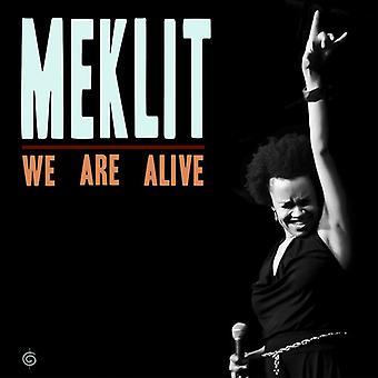 Meklit - We Are Alive [CD] USA import