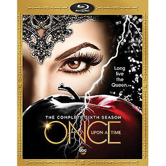 Once Upon a Time: komplet sæson 6 [Blu-ray] USA import