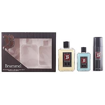 Puig Brummel Pack 3 Pieces (Man , Perfumes , Gift Wraps)