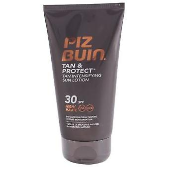 Piz Buin Lotion Tan & Protect SPF 30 150 ml (Cosmetics , Body  , Sun protection)