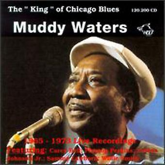Muddy Waters - Live optagelser 1965-1973 [CD] USA import