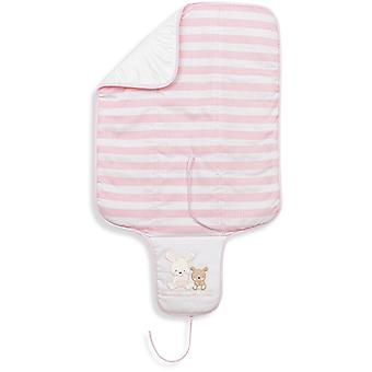 Interbaby Folding changer Model Love Rosa