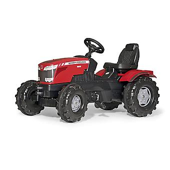 Licensed Ride On Tractor MF 8650 Red Rolly