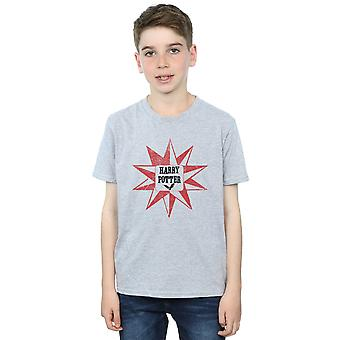 Harry Potter Boys Hedwig Star T-Shirt