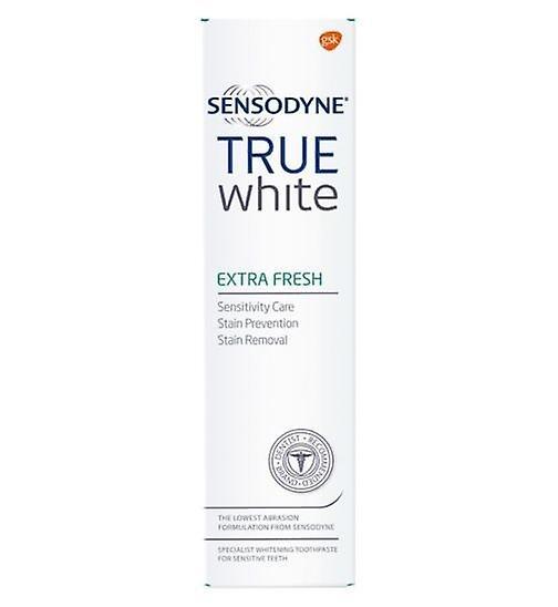 Sensodyne True White Extra Fresh Toothpaste