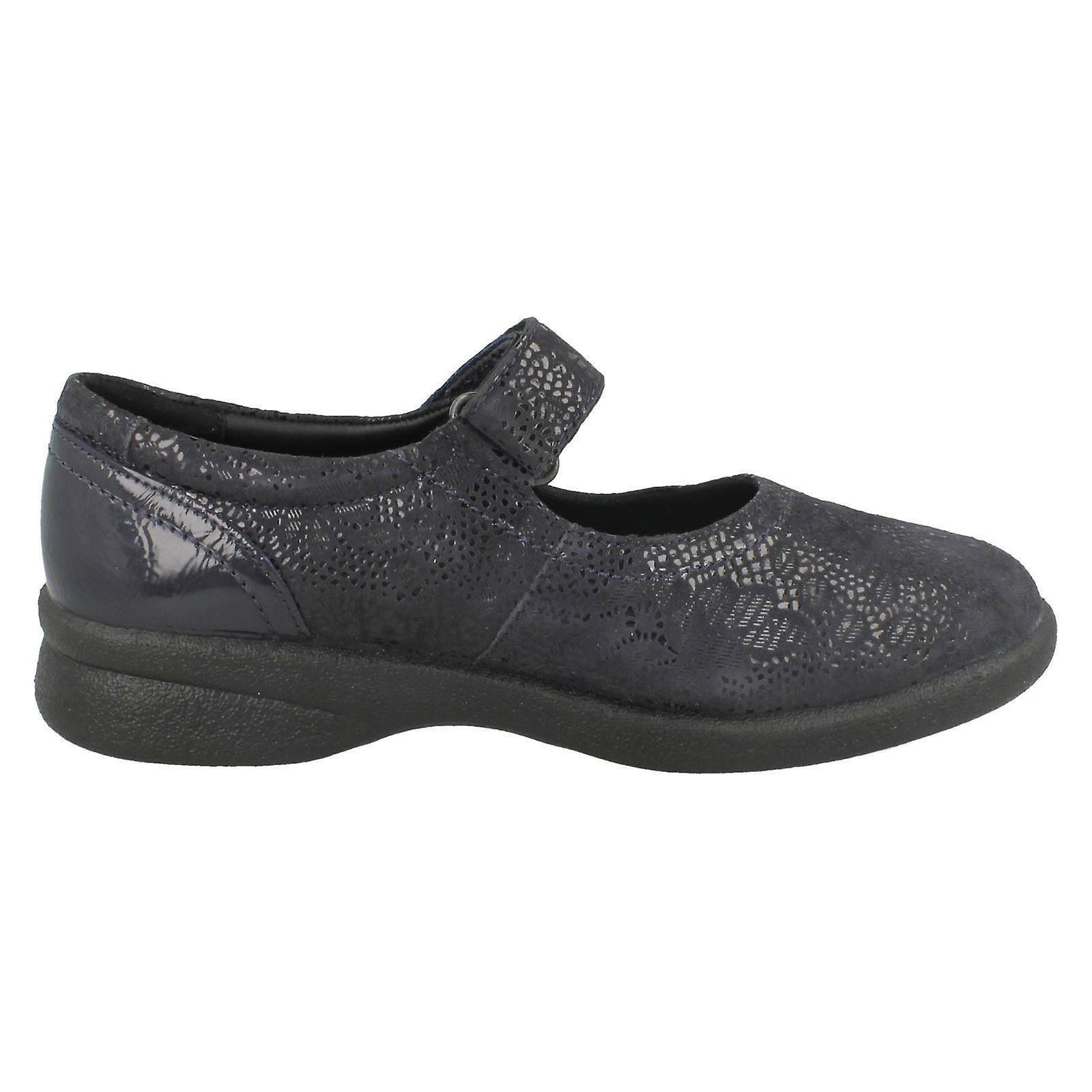 Dual 2 Ladies Fit Flat Padders Sprite Shoes gxqwq5UY