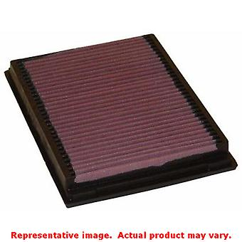 K&N Drop-In High-Flow Air Filter 33-2231 Fits:BMW 1999 - 1999 318TI L4 1.9 2000