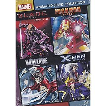 Marvel Anime Collection 1 [DVD] USA import
